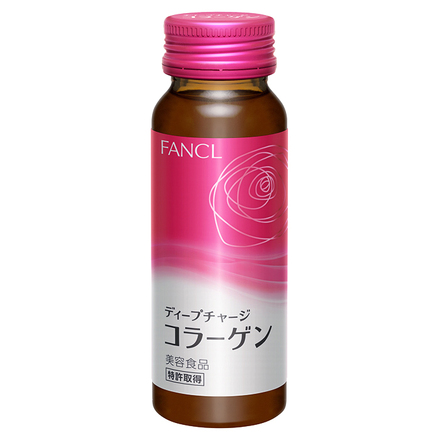 FANCL Deep Charge Collagen Drink