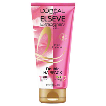 L'OREAL PARIS Extraordinary Oil Eclat Imperial Double Hairpack