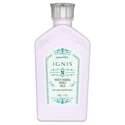 IGNIS White Herbal Noble Milk