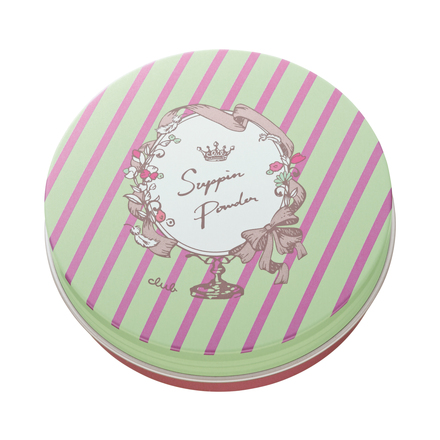 CLUB Cosmetics Co. Suppin Powder White Floral Bouquet