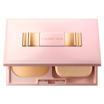Kanebo Coffret D'or Nudy Cover Long Keep Pact UV SPF20 PA++