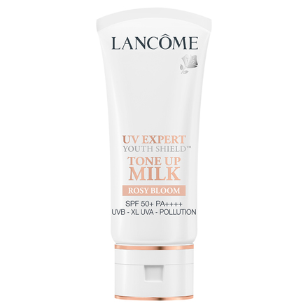 Lancome UV Expert Tone Up Milk Rosy Bloom SPF50+ PA++++