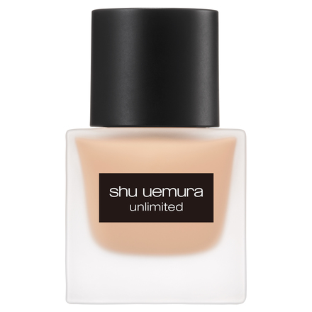 Shu Uemura Unlimited Breathable Lasting Foundation SPF24 PA+++