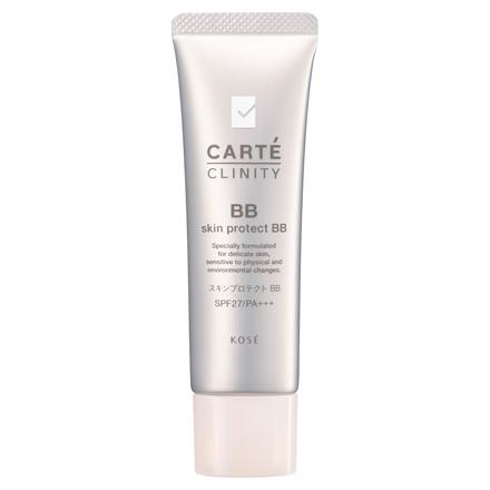 Kose Carte Clinity Skin Protect BB SPF27 PA+++
