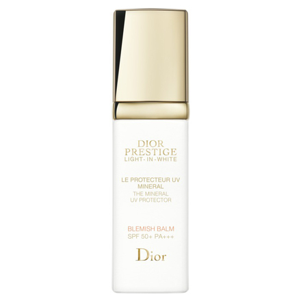 Dior Prestige Light-in White Mineral Blemish Balm UV Base SPF50+ PA+++