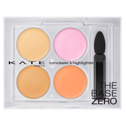 Kanebo KATE Concealer & Highlighter Retouch Paint Palette