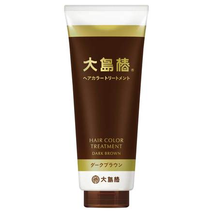 Oshima Tsubaki Hair Color Treatment