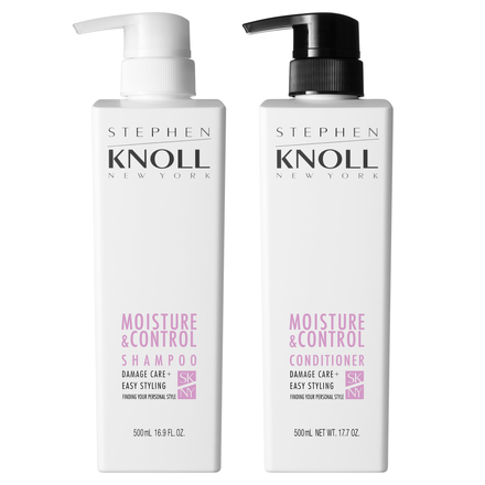 Stephen Knoll Moisture Control Shampoo and Conditioner