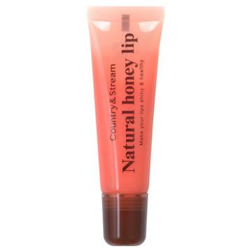 Country & Stream Natural Honey Lip Peachy Plump