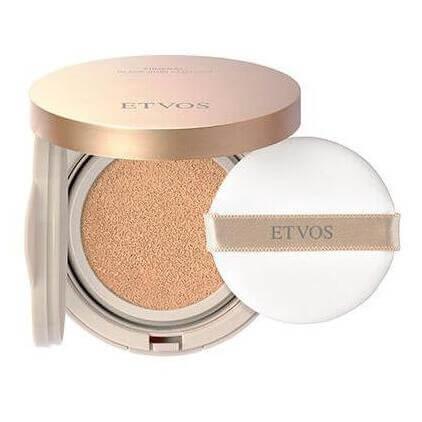 ETVOS Mineral Glow Skin Cushion SPF32 PA++++